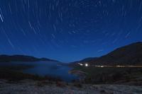 星月夜の野反湖は快晴だっ♪・・・2018秋の野反湖行(1) - 『私のデジタル写真眼』