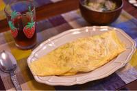 和風オムライスはたいてい一人で食べる。 - うさまっこブログ