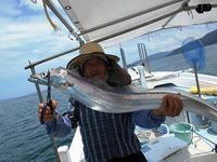 芦北沖の船釣り - 芦北周辺の釣り