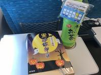【崎陽軒】本日発売、ハロウィン黒炒飯弁当 - お散歩アルバム・・春日和花粉日和