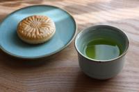 菊の最中 - 満足満腹  お茶とごはん