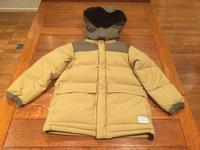 "ARCH&LINE""NYLON DOWN JACKET""【AL812901-45】 - LOB SHOP"