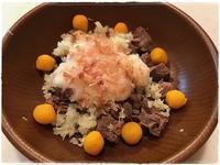 牛スジ肉 - キャラメルエッセンス~caramel essence~