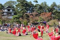 お城でYOSAKOI*弘前城菊と紅葉まつり2018 - 弘前感交劇場
