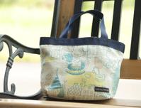 【ハローキティ―柄】ミニトートバッグのご紹介☆ - かわいいカー雑貨のお店ココトリコ★さくらのブログ