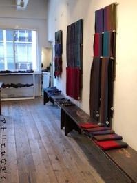 椋本先生の個展(東京)のお知らせです - アトリエひなぎく 手織り日記