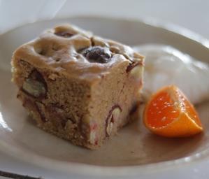 栗のveganケーキ - Katieのしあわせレシピ