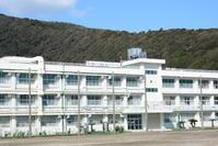 三宅の高校 - 三宅島風景