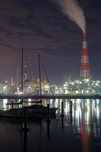 cool night ~霞ヶ浦緑地エリア - katsuのヘタッピ風景