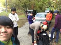 秋の訪れを迎えに - 信州大学山岳会ブログ Web雑人雑感