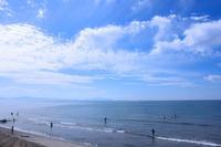 SUP。 - 青い海と空を追いかけて。