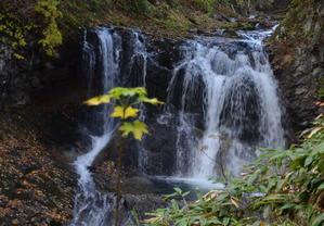 平和の滝 -