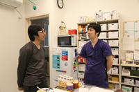 みくまり動物病院の院長先生 - 宮城県富谷市明石台  くさか動物病院ブログ
