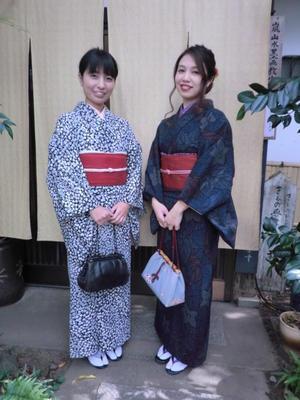お二人さんの個性が活きてます。 - 京都嵐山 着物レンタル&着付け「遊月」