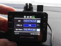 ドライブレコーダー DRY-1000c 画面が逆さまに 復旧方法 - as call quietly to something vient49の日記