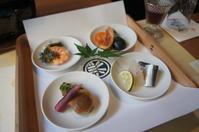 【鳥取島根山口の旅⑪いにしえの宿佳雲のお食事】 - モンスーンの食卓日記