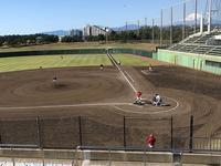 草野球の応援 - つれづれ日記