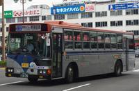 新潟交通観光バス:G1435-M(新潟22か1435) - 生茶倉庫前