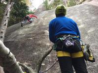 クライムオン2018  (10月13日、14日) - ちゃおべん丸の徒然登攀日記