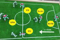 【futsalのポジション】 - たっちゃん!ふり~すたいる?ふっとぼ~る。  フットサル 個人参加フットサル 石川県