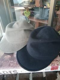 ダリFelt workcap - 帽子のVerde日記