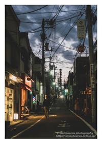 暮れる街 - ♉ mototaurus photography