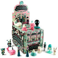Stellar Dream Scouts Mini Figure Series by Tara McPherson - 下呂温泉 留之助商店 入荷新着情報