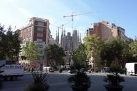 サグラダ・ファミリア Sagrada Familiaアントニ・ガウディ Antoni Gaudi2018年9月 バルセロナの旅(2) - ピンホール写真 Pinhole Photography 旅(非日常)と日常(現実)