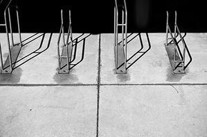 自転車置き場 - sudigital afterimage