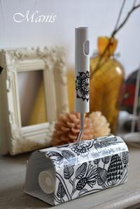 マリメッコのペーパーナプキンで作る素敵雑貨 - 私らしい手作りの暮らし。。。