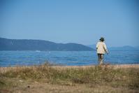 琵琶湖にて - デーライトなスナップ