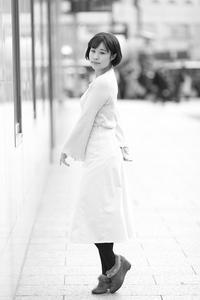 えりちゃん33 - モノクロポートレート写真館
