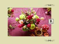 キノコ🍄料理が楽しみな季節になりました✨🍁 - Bouquets_ryoko