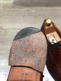 化粧釘のお話 - 池袋西武5F靴磨き・シューリペア工房