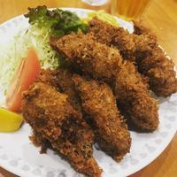 牡蠣フライ始まってました!@洋食おがわ(西八王子) - よく飲むオバチャン☆本日のメニュー