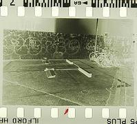 ネガ画像ILFORD HP5+(800)×XTOL(1+1) - モノクロフィルム 現像とプリント 実例集