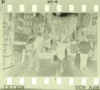 ネガ画像Rollei RPX400×Fuji ミクロファイン(1+1.2) - モノクロフィルム 現像とプリント 実例集