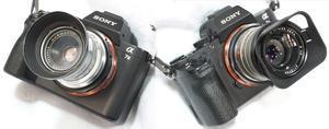 Summilux-M 35mmとSummaron 35mmで撮り比べ - saruyamaの沼探検