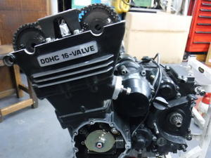 GPZ900R(A12)S殿号エンジンオーバーホール♪・・・その2 - moriyamaengineeringブログ