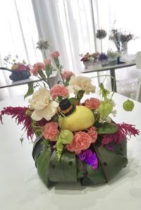トピアリー & ハロウィンアレンジメント - **おやつのお花*   きれい 可愛い いとおしいをデザインしましょう♪