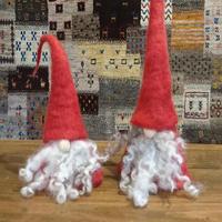 サンタさんを作ろう☆羊毛フェルトワークショップ - ギャッベ専門店 Gabbeh Khaneh