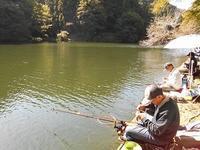 2018年10月24日鎌北湖 - バクバク!ヘラブナ釣行記