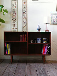 bookshelf - hails blog