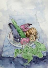 野菜てんこ盛り - ryuuの手習い