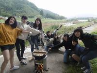 今年もおいしかった芋煮会 - 山形歯科専門学校 授業やイベントなどを紹介!