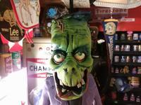 Frankenstein - OIL SHOCK ZAKKA