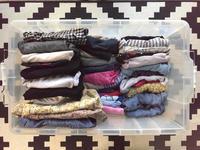 子ども服は、サイズで分けない。 - old house × new Life
