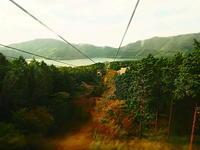 ジオラマ箱根ロープウェイ - 風の香に誘われて 風景のふぉと缶