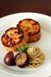 秋のフレンチトースト - Takacoco Kitchen