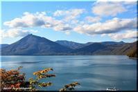 秋の支笏湖 - 北海道photo一撮り旅